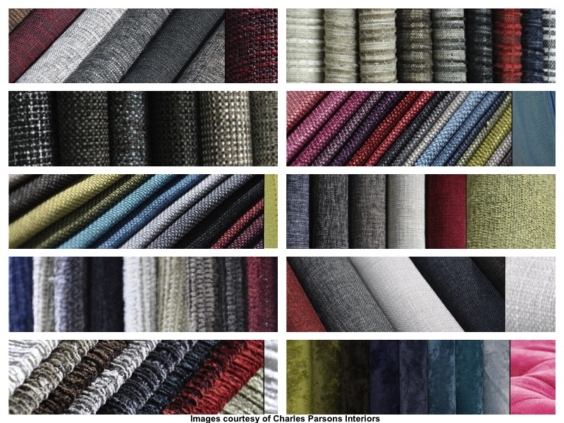 Charles Parsons Top 10 Upholstery Fabrics