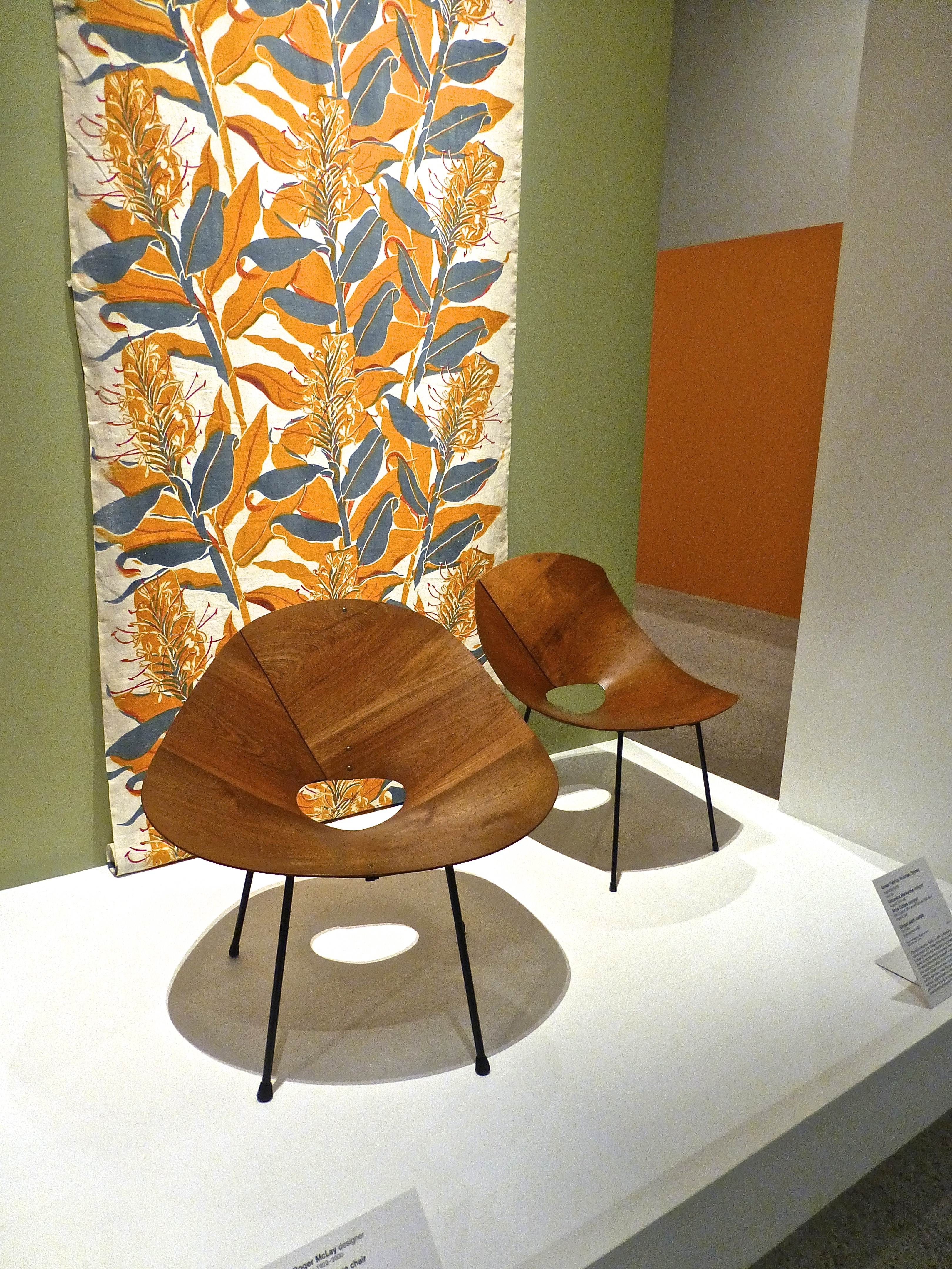 Kone Chair by Roger McLay, 1948.