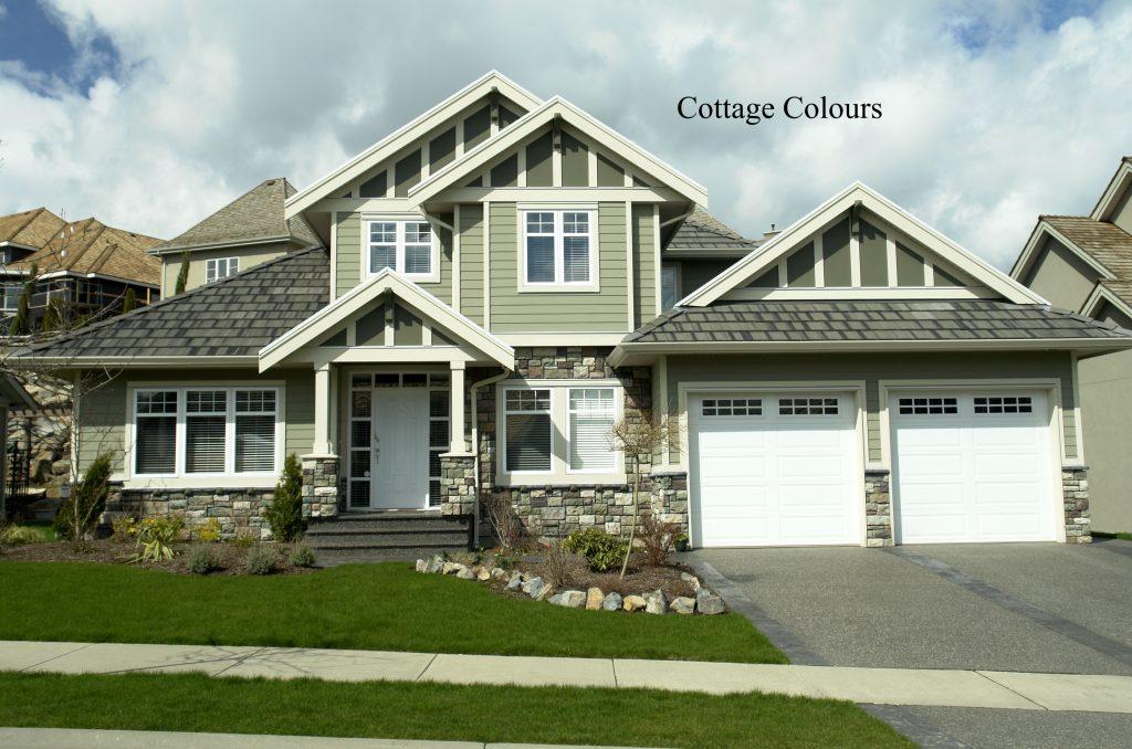 Cottage Colour Scheme