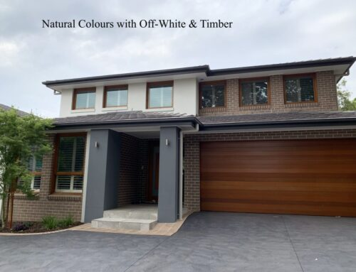 Your Home's Exterior – the envy of the street!