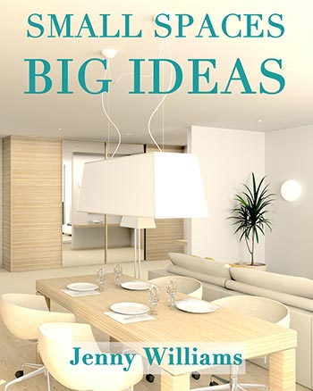 Book cover small spaces iBook