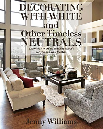 Decorating with White iBook