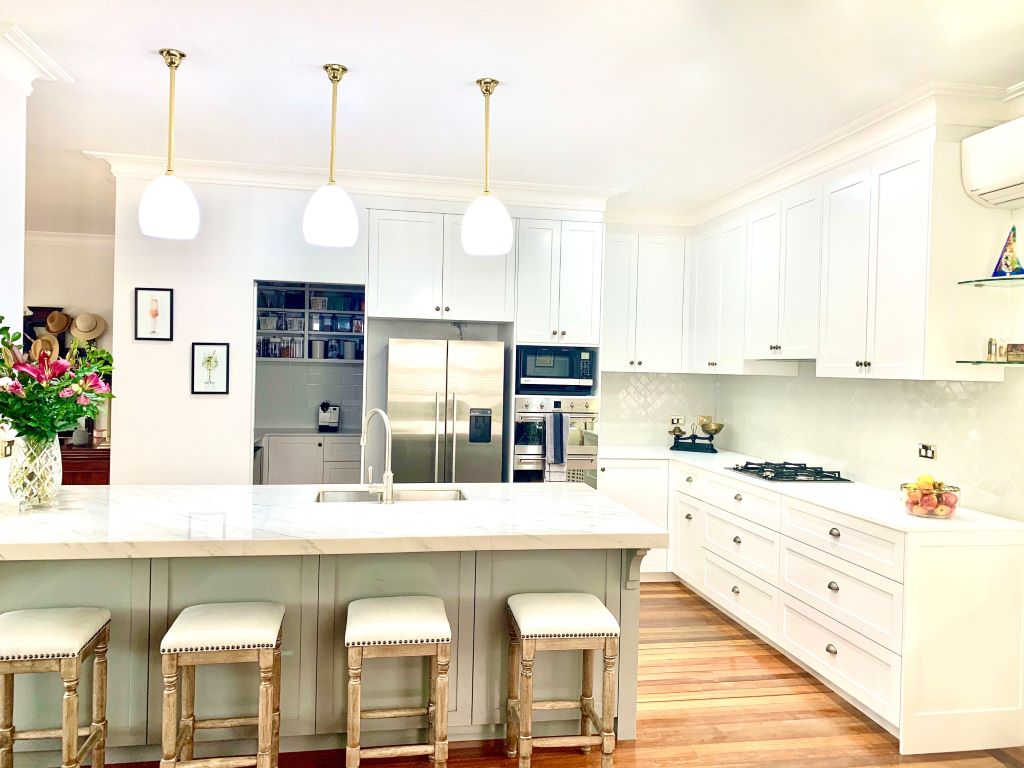 Hamptons Style Kitchen-Butlers Pantry