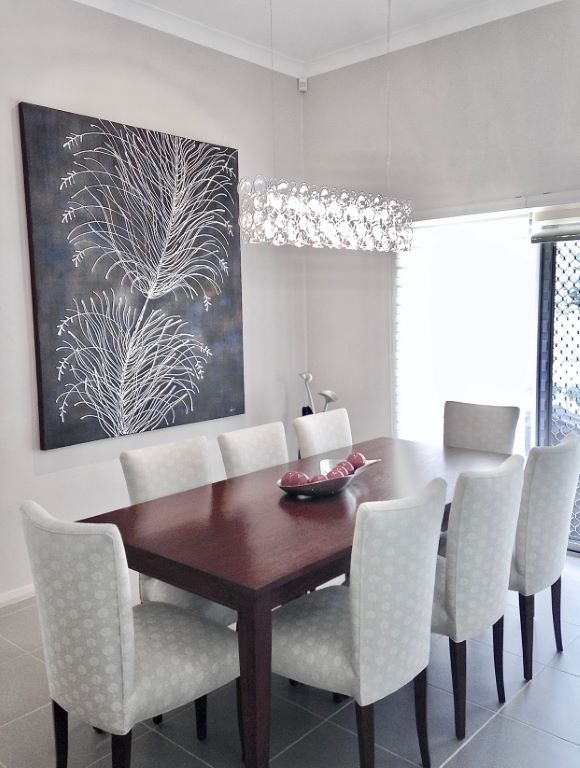 Modern Dining Large Feature Artwork